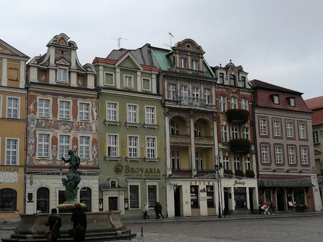 stare miasto_poznan_old market place