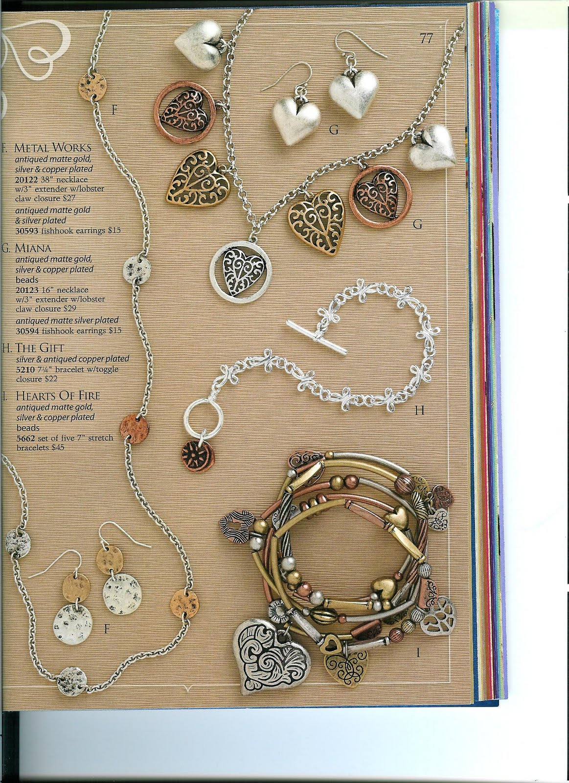 Jewelry Diva: Premier Designs Catalog Part Two
