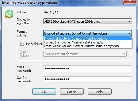 تحميل برنامج تشفير الملفات والصور بكلمات سر قوية BestCrypt