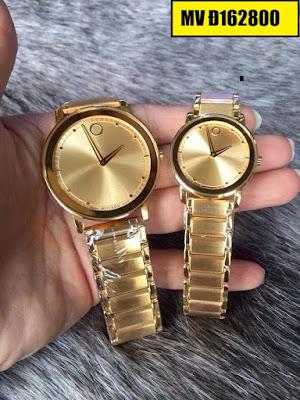 Đồng hồ cặp đôi Movado Đ162800