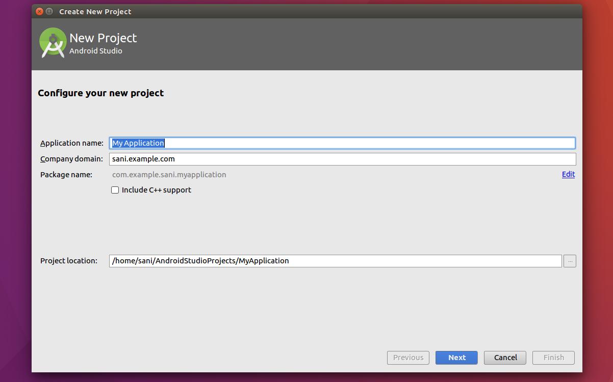 Install Android Studio 2 3 on Ubuntu 16 04, Ubuntu 16 10 and