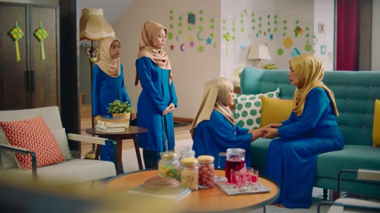 TNB Raya 2021 Video Commercial