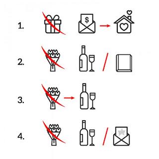 4 pomysły w co zbierać ślubne koperty
