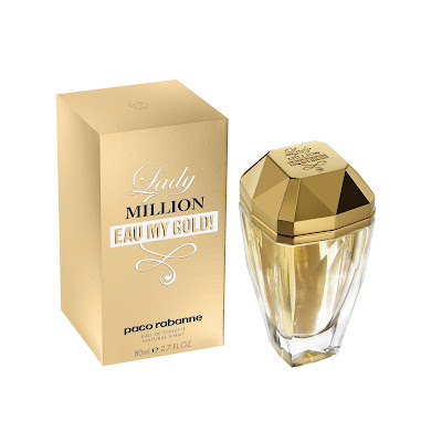 Parfum Wanita Paco Rabanne Lady Million Eau My Gold