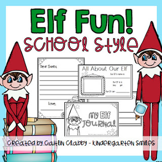 https://www.teacherspayteachers.com/Product/Elf-on-the-Shelf-Journal-2904200