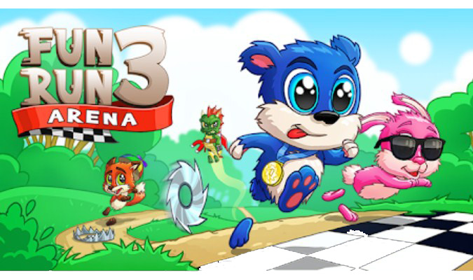 Alternatif Game Super Mario Run Wajib Coba - Fun Run Arena 3