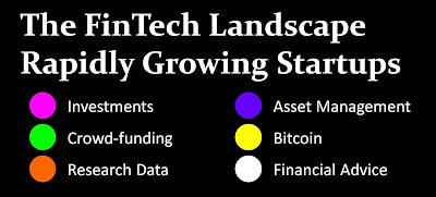 Fintech Startup Sectors