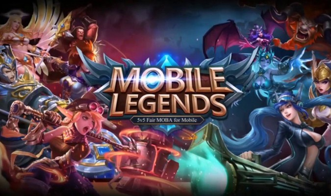 Game Android Terbaik dengan Rating Tinggi - Mobile Legends