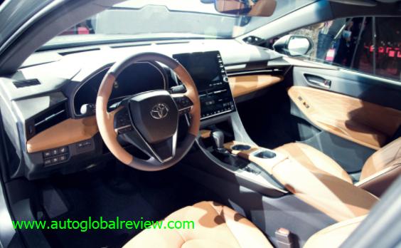 2019 Toyota Avalon Interior Features