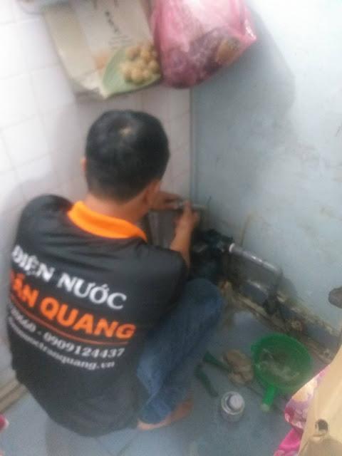 3 địa chỉ sửa chữa máy bơm nước uy tín ở quận Bình Thạnh