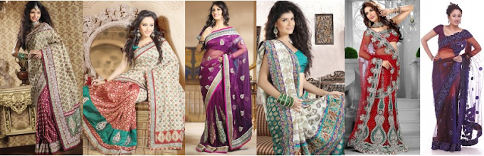 Different Types Of Sarees In India