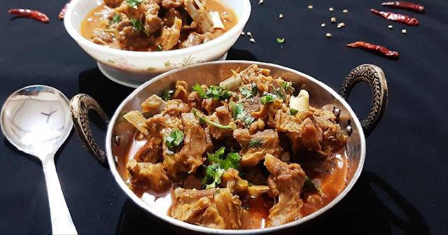 Rajasthani Banjara Gosht homemade delicious mutton recipe