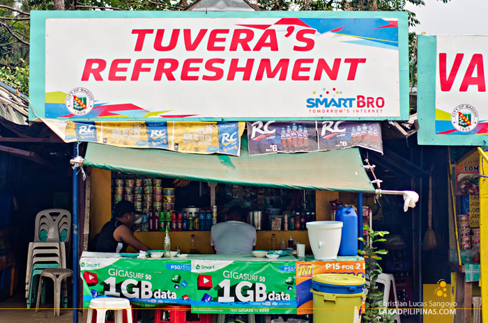 Pancit Batil Patong Baguio Tuvera's Refreshment