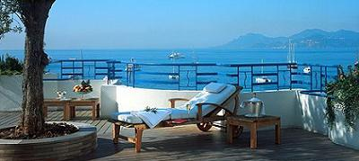 The Penthouse Suite, The Martinez Hotel, Cannes