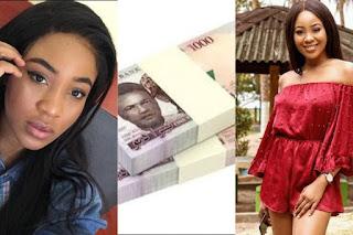 #BBNaija2020: After Disqualification, Fans Raise Over ₦5 Million For Erica, Target ₦38 Million