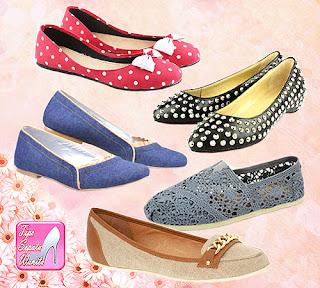 ragam dan jenis sepatu