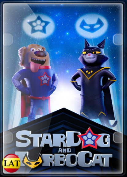 StarDog and TurboCat (2019) DVDRIP LATINO
