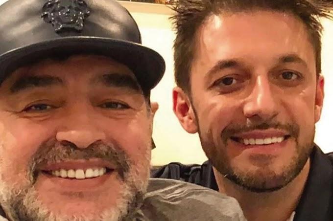 """Insólito: Matías Morla dueño exclusivo de la marca """"Maradona"""""""