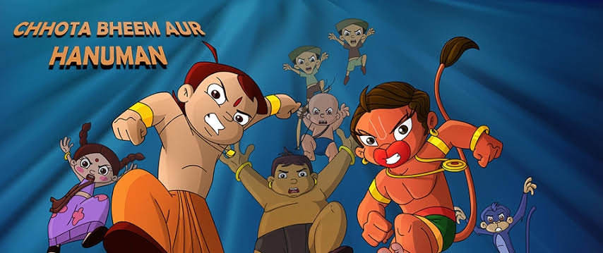 Chhota Bheem Aur Hanuman Movie Images In 720P