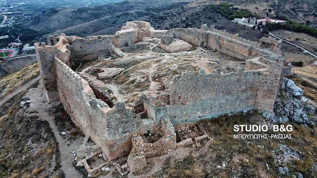 Την Κυριακή 2 Αυγούστου ο 1ος Δρόμος Κάστρου Άργους