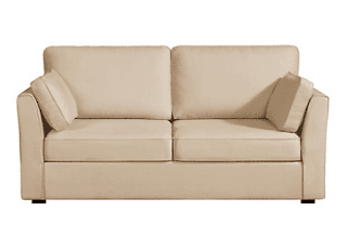 best cotton convertible sofa with removable cover in Marbella