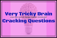 Can you solve these brain cracking questions?