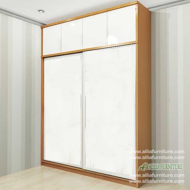 lemari pakaian minimalis unit s4