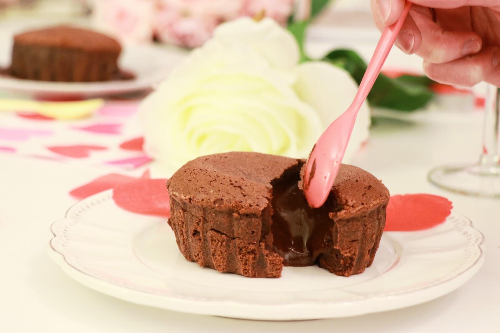 les gommettes de melo repas cook angels avis box food saint valentin moelleux au chocolat
