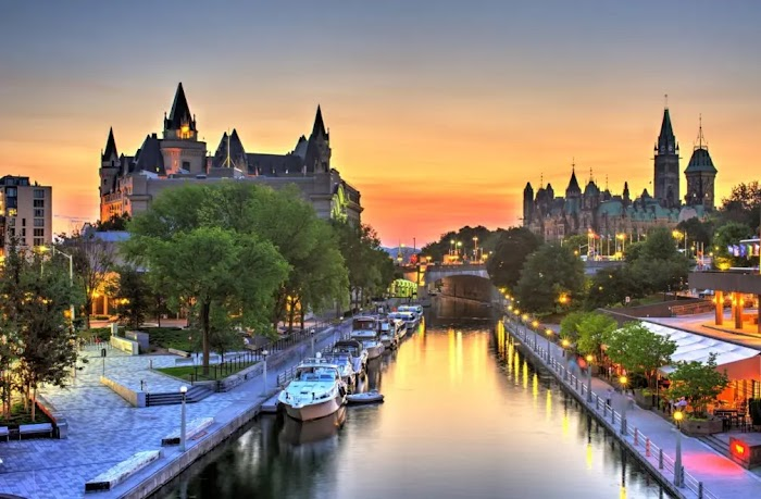 What is Ottawa Canada known for? Travel Guide