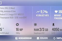 Xiaomi Note 3 Ram 2