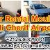 Moulay Ali Cherif Airport Car Rental