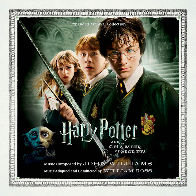 HARRY POTTER AND THE CHAMBER OF SECRETS expanded soundtrack