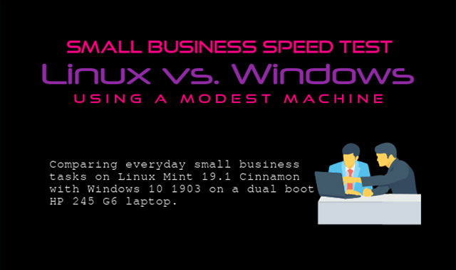 Linux vs. Windows for Small Business Productivity