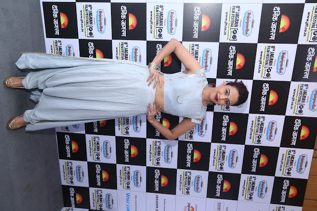 Swara Bhaskar during day 4 at Jagran Film Festival