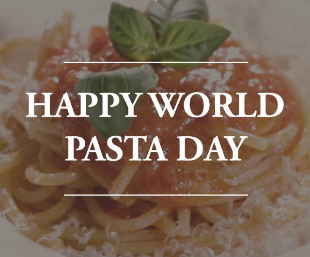 World Pasta Day Wishes Lovely Pics