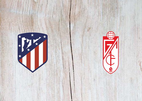 Atletico Madrid vs Granada -Highlights 27 September 2020