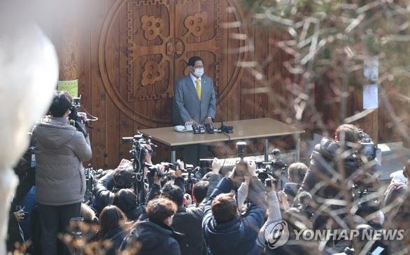 Quan chức Hàn Quốc cáo buộc lãnh đạo giáo phái Tân Thiên Địa tội 'giết người'