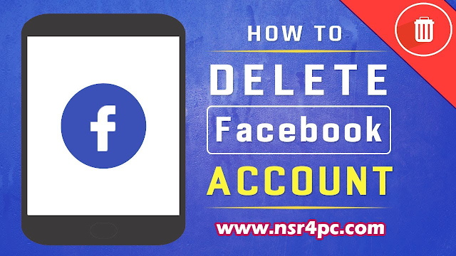 How to delete or deactivate facebook account 2020