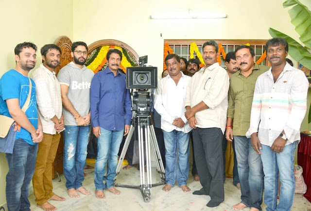 Nithin New movie Launch Photos