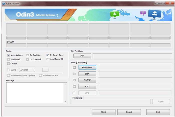 Flash Samsung Galaxy SM-J200G, stock ROM (Flash File)