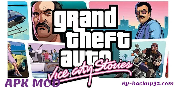 تحميل لعبة جاتا GTA Vice City APK احدث اصدار 2021 - غير محدودة