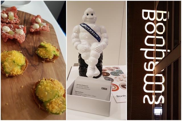 Bonhams Restaurant en Londres - Estrella Michelin