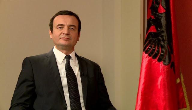 The profile of the new Prime Minister of Kosovo, Albin Kurti