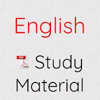 English Notes PDF Download