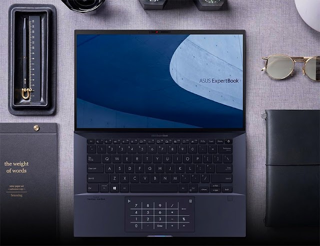ASUS ExpertBook B9 Laptop Specifications and Review | Ultra compact and lightweight laptop.