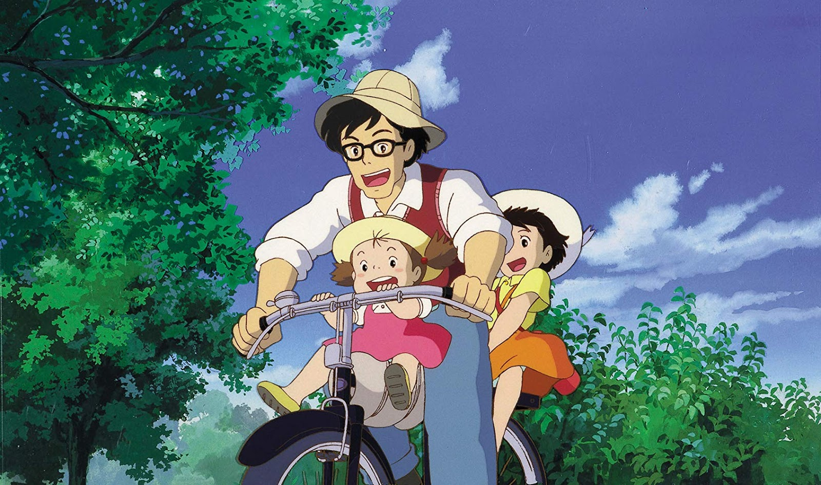Review : Anime My Neighbour Totoro