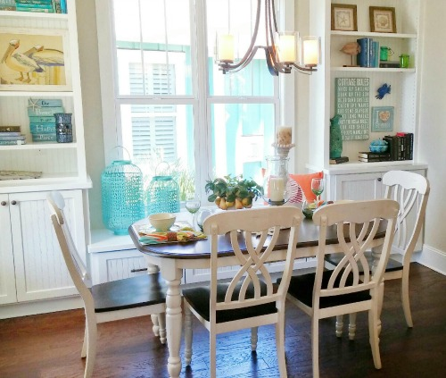 Colorful Cottage Rooms: The Colorful Coastal Cottages At Ocean Isle Beach