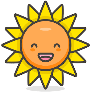 Gambar dekorasi yang bertema matahari www.simplenews.me