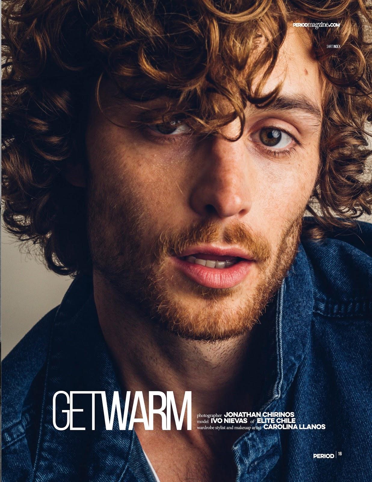 Editorial - GET WARM -