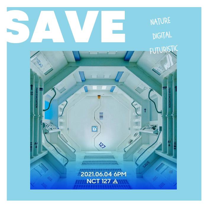 Genre dan tema musik video NCT 127 Save